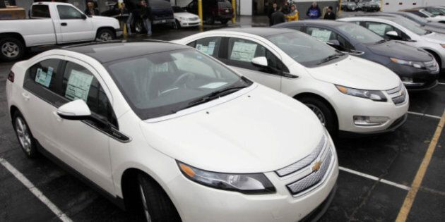 B.C. Paves the Way for Electric