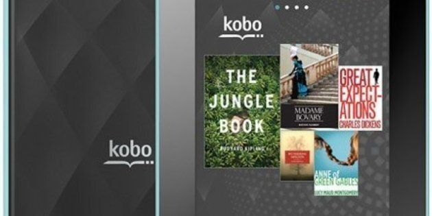 E-book Company Kobo Bought By Japanese Company Rakuten For