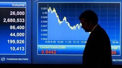 Stock Markets Plummet On Italy