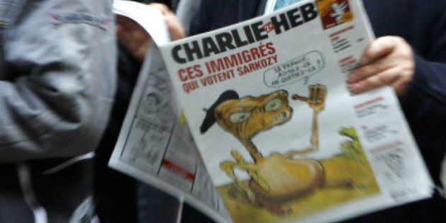 Charlie Hebdo Chooses Democracy Over