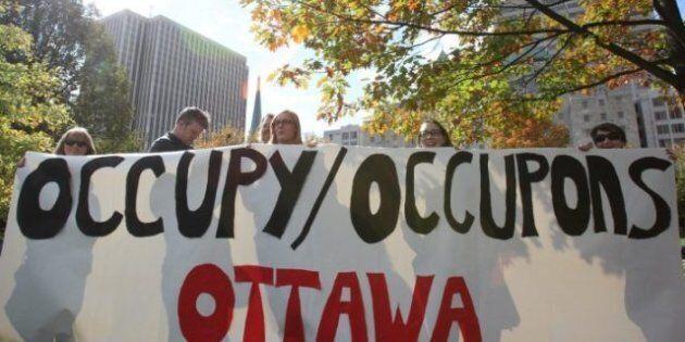 Police Investigate Occupy Ottawa Needle