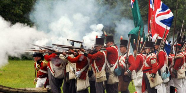 War Of 1812: Canada's 'Forgotten Vets' Will Get Their Due On