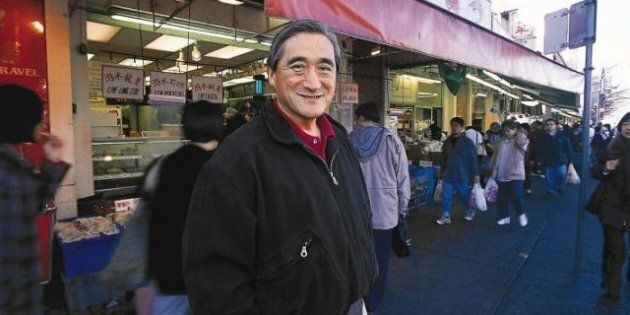 Business Leader Milton Wong Dies At