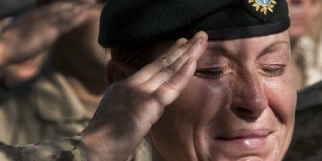 Remembrance Day Afghanistan: Canadians, Minister Mark Final Nov. 11 In