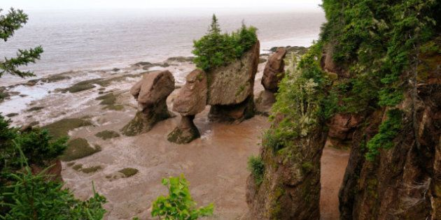 Bay Of Fundy Doesn't Make 7 Wonders