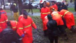 Occupy Nova Scotia Camp