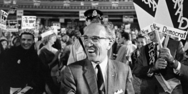 Tommy Douglas: RCMP Spied On NDP Leader As He Called For Probe Of RCMP