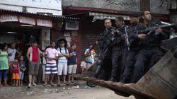 Brazil Police Raid Rio's Biggest