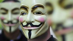 WATCH: Anonymous Threatens Cyber Attack Over Occupy