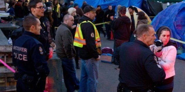 Occupy Vancouver Protester Dead From Overdose Says