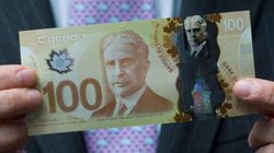 Check Out The New Transparent, Plastic $100