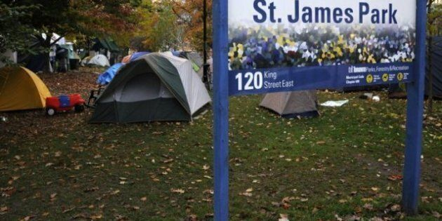 Occupy Toronto Eviction Notices, Mayor Rob Ford Says, Coming