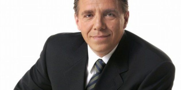 Francois Legault, Coalition For Quebec's Future Founder, Looking To Shake Things