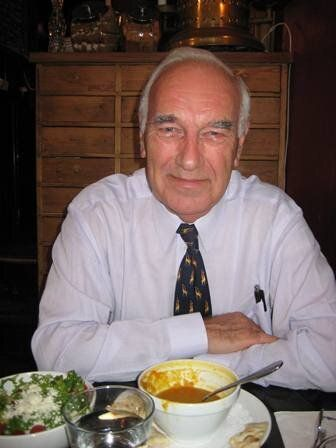 Lunch With... Leading International Climate Scientist Dr. Ian