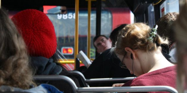 Ottawa Bus Driver Fired Over Recorded