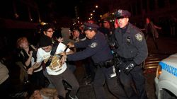 NYC Police Evict Occupy Protesters From