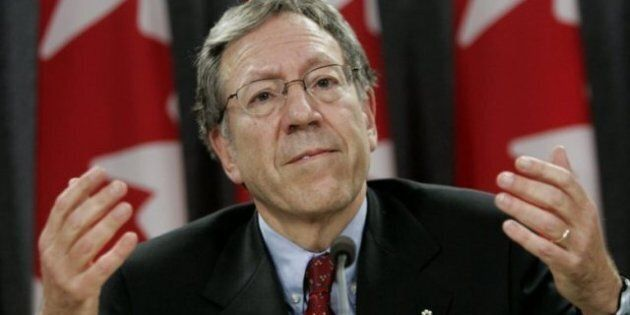 Irwin Cotler: Residents In Liberal's Riding Receive Calls On By-Election That Isn't