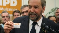 NDP Leadership Debates On The