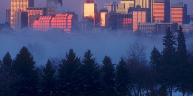 Occupy Edmonton: Deep Freeze Leaves Protesters Out In The