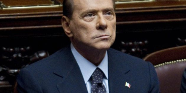 Berlusconi Says Party Asked Monti Not To Run For