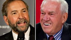 Ex-NDP Leader Broadbent Slams Mulcair On Layton's