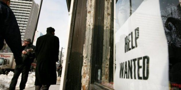 Canada Unemployment Rate Inches Up To 7.5 Per Cent Despite Modest Growth In