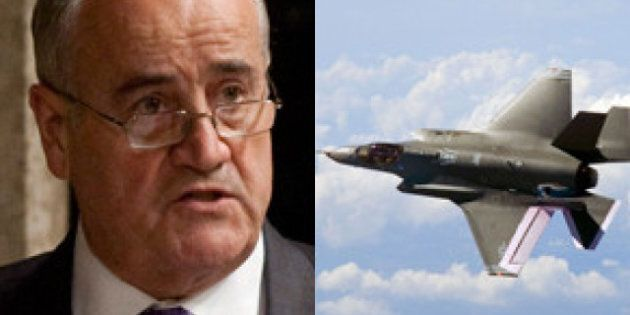 F-35: Julian Fantino Says 'All Options Are On The Table' For F-35 Fighter