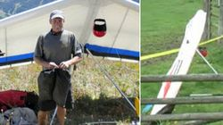 Hang Glider Pilot Accused Of SWALLOWING
