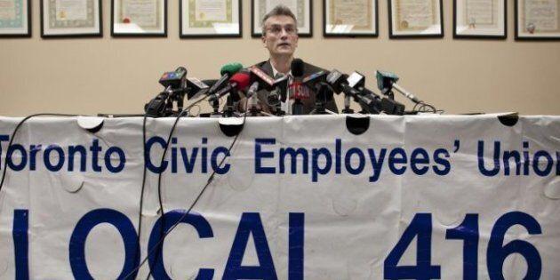 Toronto CUPE Strike: City, Union Reach Tentative Deal, Strike