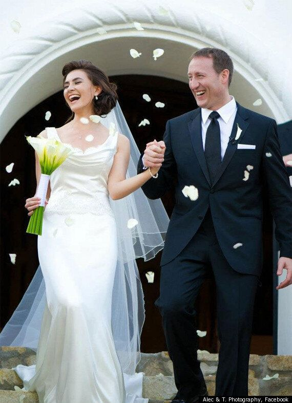 Peter MacKay: Defence Minister's Wedding Photo Shared on