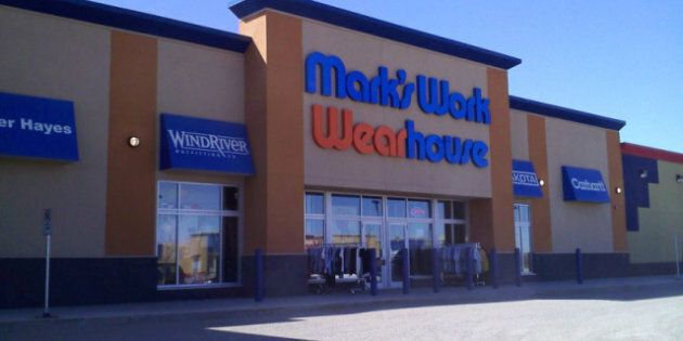Electro-Motive Closure: London Mark's Work Wearhouse Stores Clothing Pulls Caterpillar Boots In
