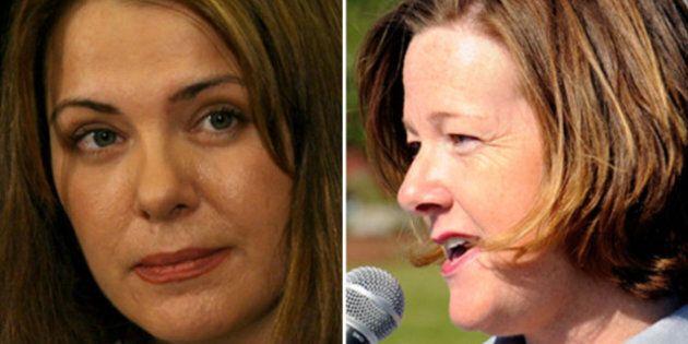 Alberta Election: Battle Shaping Up As Alison 'Mommie Dearest' Redford Vs. Danielle 'Psycho'