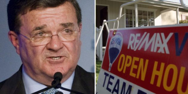 Housing In Canada: Calls Build On Finance Minister Flaherty To Keep Market, Debt In