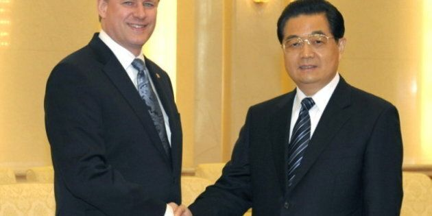 Stephen Harper China Trip: Energy Top Of Agenda As PM Brings Energy