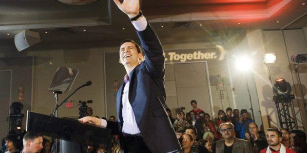 Ontario Premier Dalton McGuinty Says He Won't Run For Federal Liberal