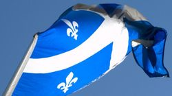 Quebec Nationalists Pelted With Bottles In