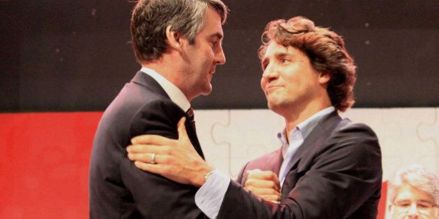 Stephen McNeil 'Relying On' Justin Trudeau To Give Nova Scotia Liberals