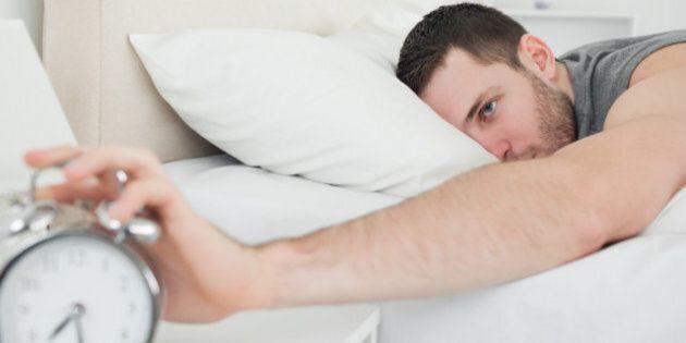 Lack Of Sleep May Trigger Fat