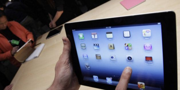 Tablets Boost News Consumption: Mobile Devices Draw More People To News Media, Pew Study