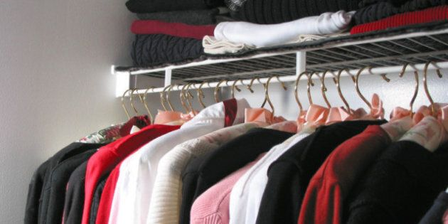 National Spring Cleaning Week 2012: 10 Ways To De-Clutter Your Closet