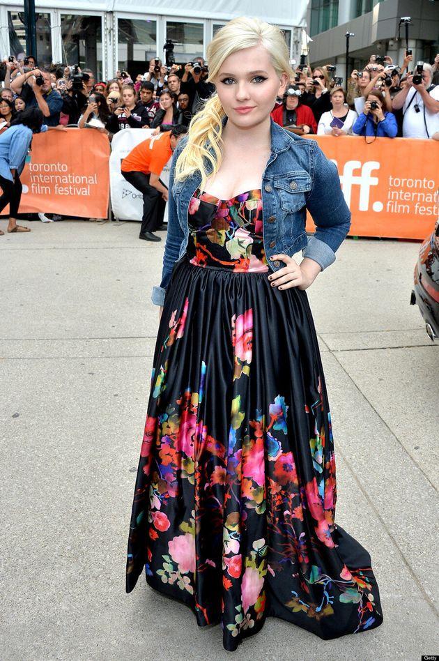 Abigail Breslin TIFF 2013: 'Little Miss Sunshine' Star Is All Grown Up On The Red Carpet