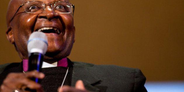 Canada Climate Change Policy: Desmond Tutu Calls Harper