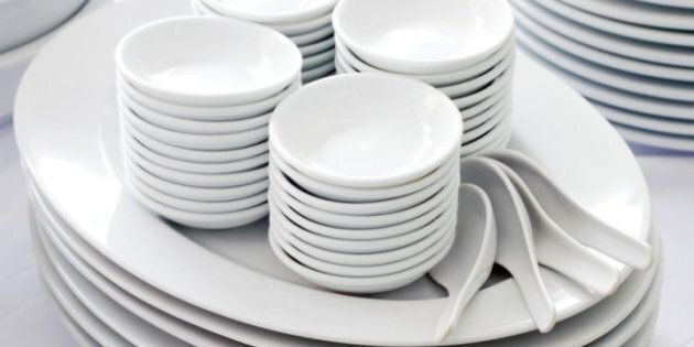 National Spring Cleaning Week 2012: How To Organize Kitchen Cabinets