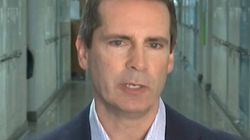 WATCH: McGuinty Tells Students 'It Gets