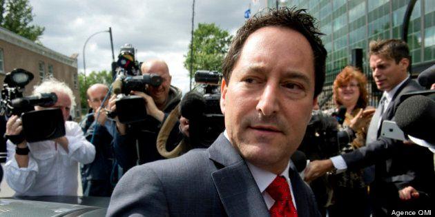 Montreal Ex-Mayor Applebaum Getting $267K In