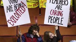 Will B.C. Teachers Stage Illegal