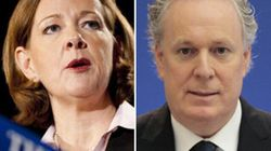 Good News For Alison Redford, Bad News For Jean