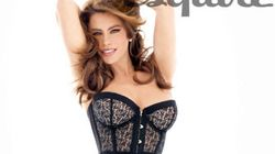 Sofia Vergara Strips Down To Lingerie For New Esquire Spread