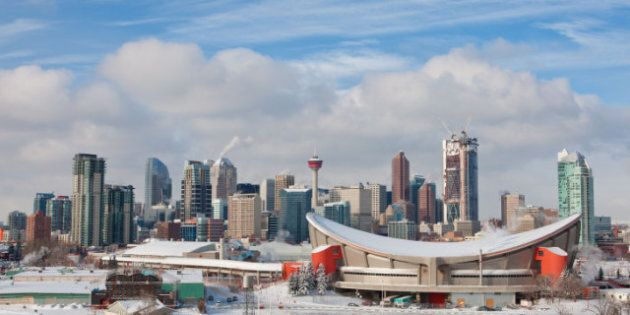 Western Canada Told To Brace For Colder