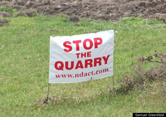 'Mega Quarry' Fight In Melancthon, Ontario Pits Rural Residents Against The Highland